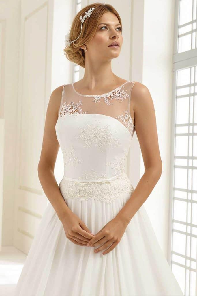 Brautmode Bianco Evento | Brautkleid Adria