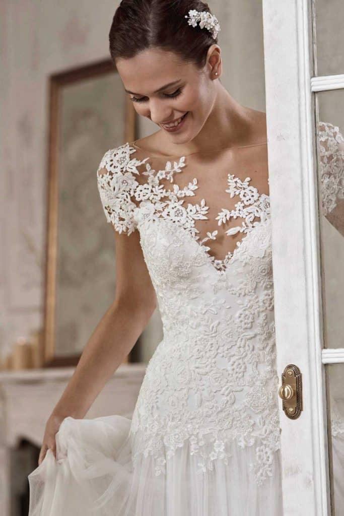Brautmode San Patrick | Brautkleid Algaida