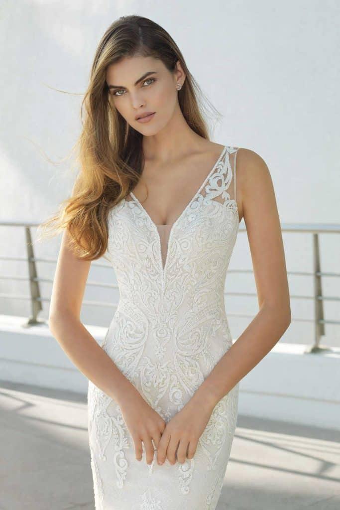 Brautmode Rosa Clara | Brautkleid Dayana