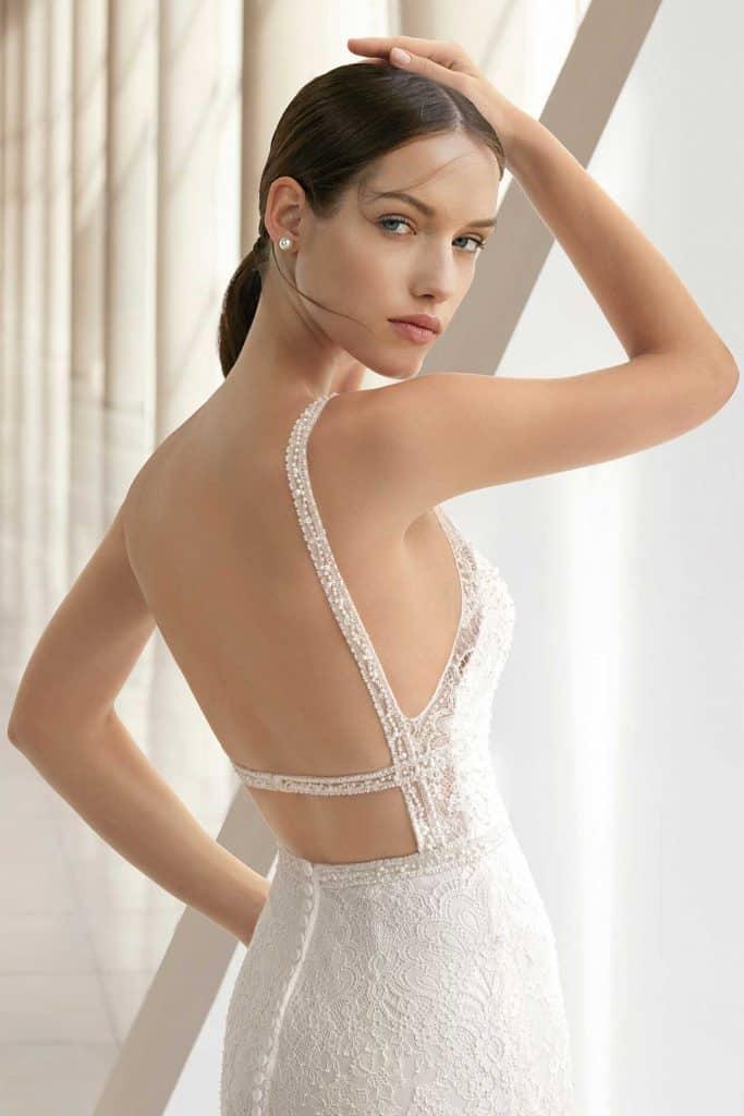 Brautmode Rosa Clara Soft | Brautkleid Livia
