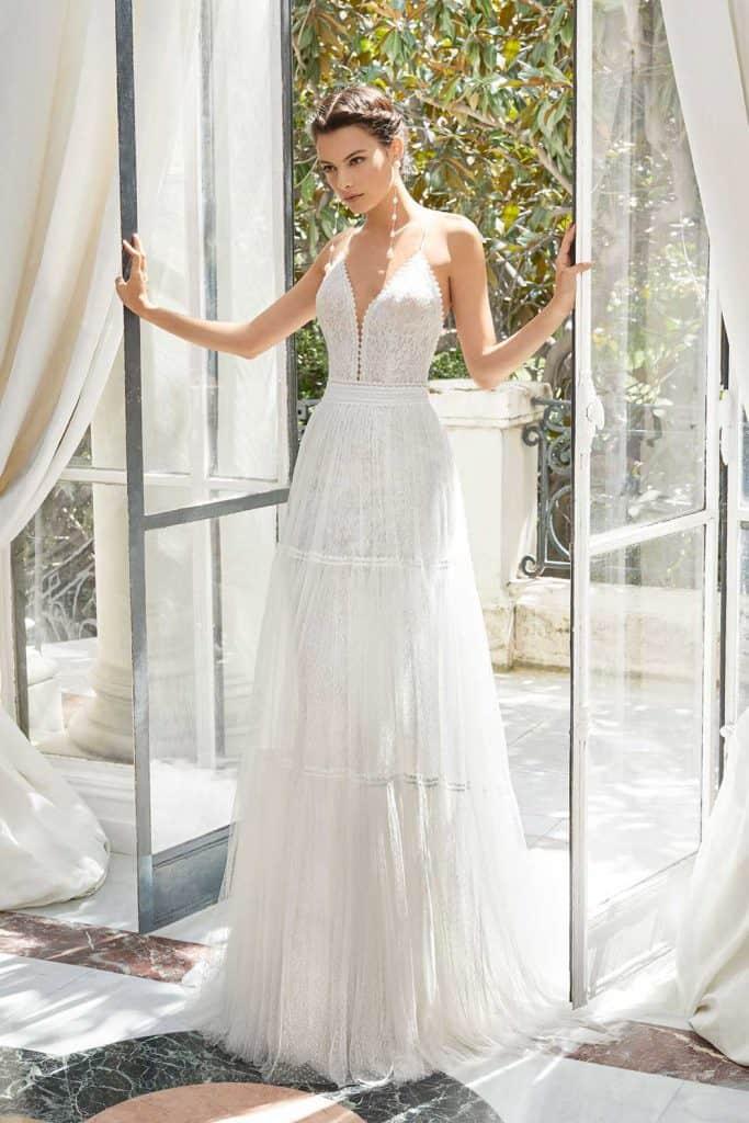 Brautmode Rosa Clara Couture | Brautkleid Memphis
