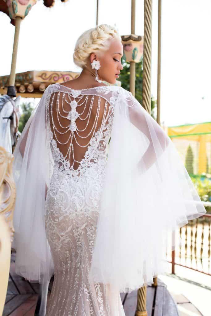 Braumode Pollardi | Brautkleid Naive Lavender