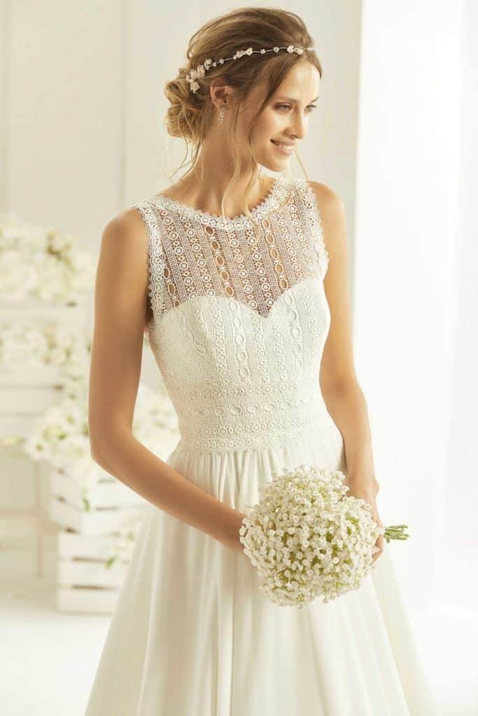 Brautmode Bianco Evento | Brautkleid Ophelia