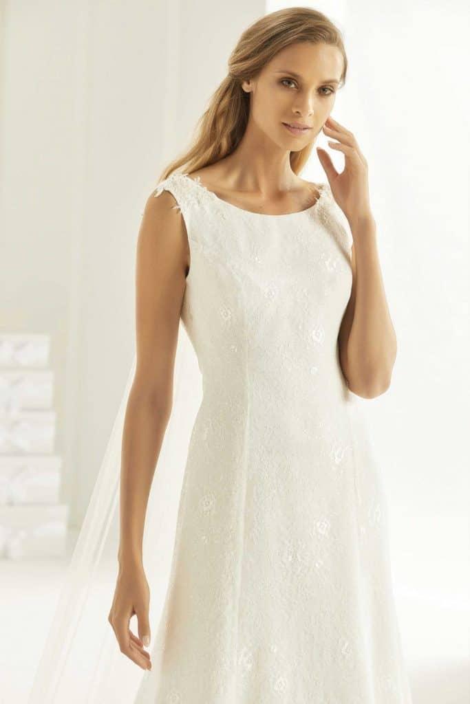 Brautmode Bianco Evento | Brautkleid Pompey