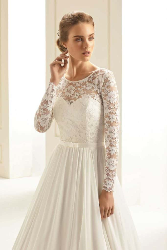 Brautmode Bianco Evento |Brautkleid Vanessa