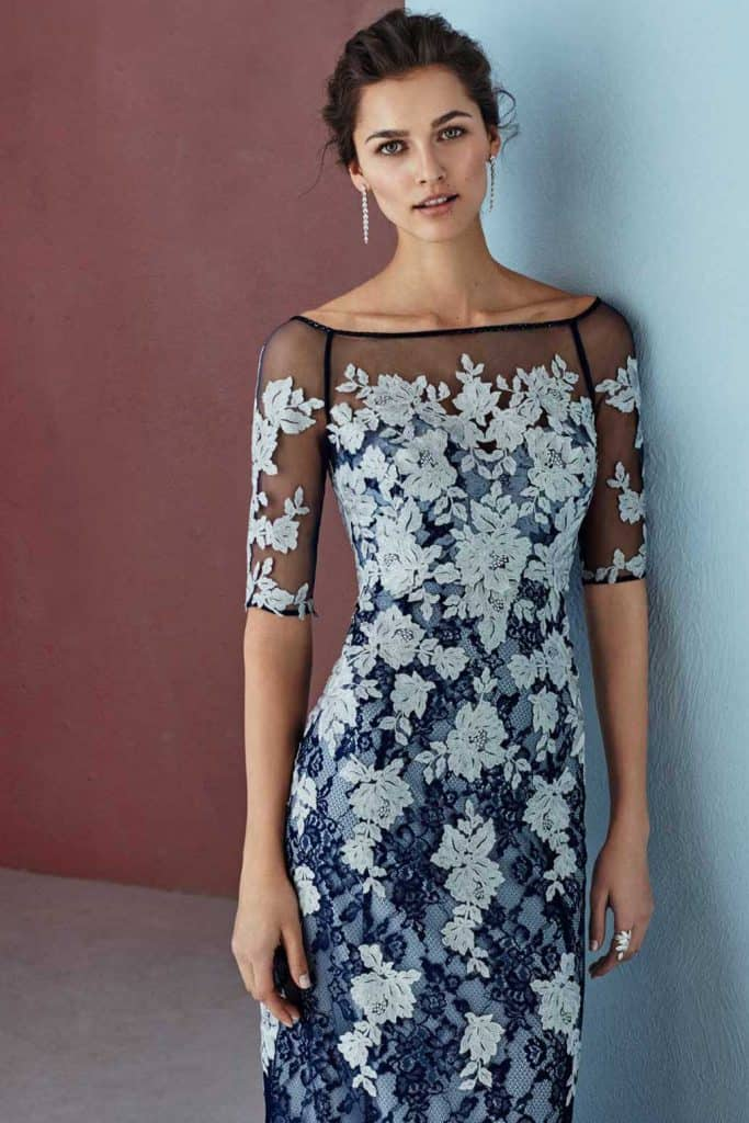 Abendmode Marfil |Abendkleid 2J257