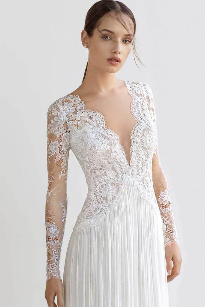 Brautmode Rosa Clara Soft | Brautkleid Keilan