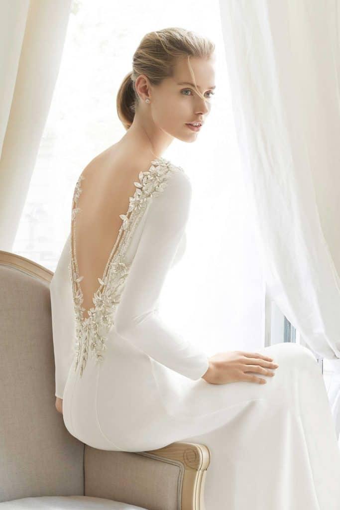 Brautmode Rosa Clara Couture | Brautkleid Madoz