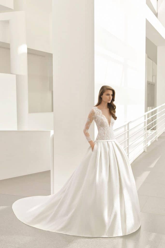 Brautmode Rosa Clara Couture | Brautkleid Portugal