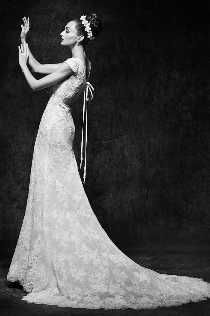Brautmode Lusan Mandongus | Brautkleid Valentina