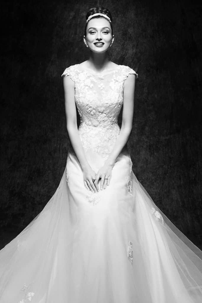 Brautmode Lusan Mandongus |Brautkleid Vallie