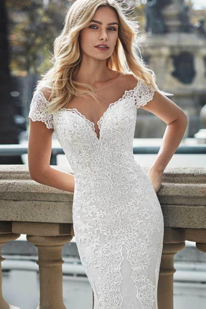 Brautmode Luna Novias | Brautkleid Vasili