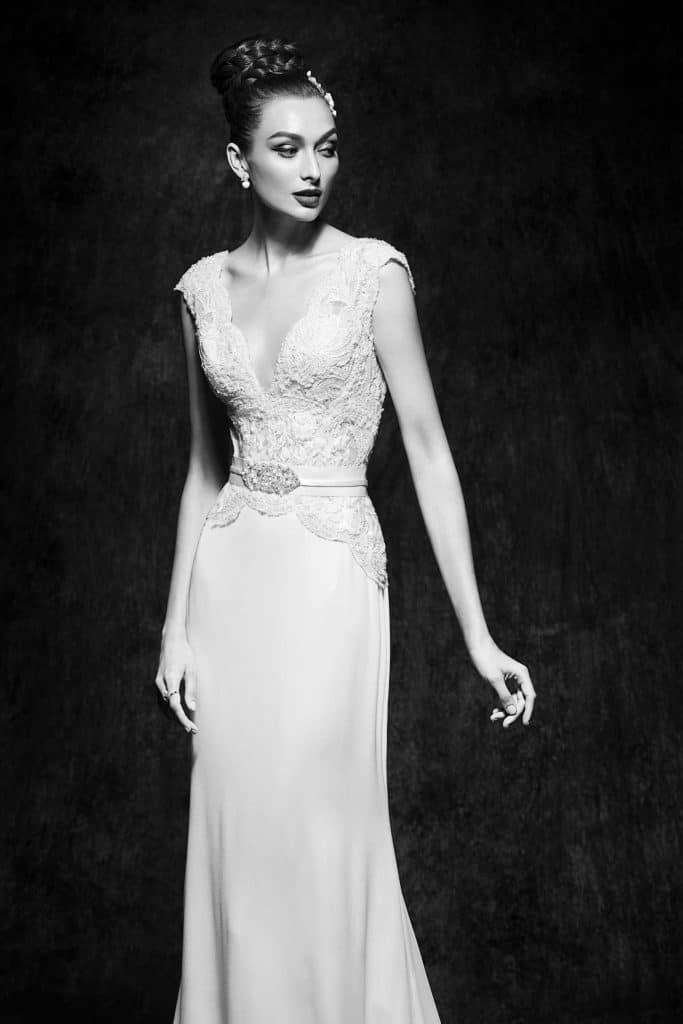 Brautmode Lusan Mandongus | Brautkleid Venise