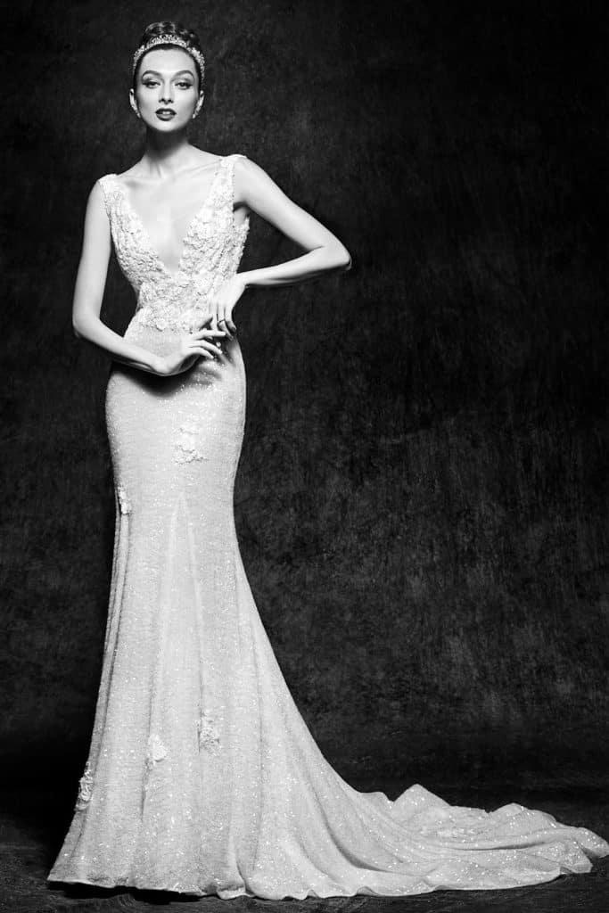 Brautmode Lusan Mandongus | Brautkleid Vonda
