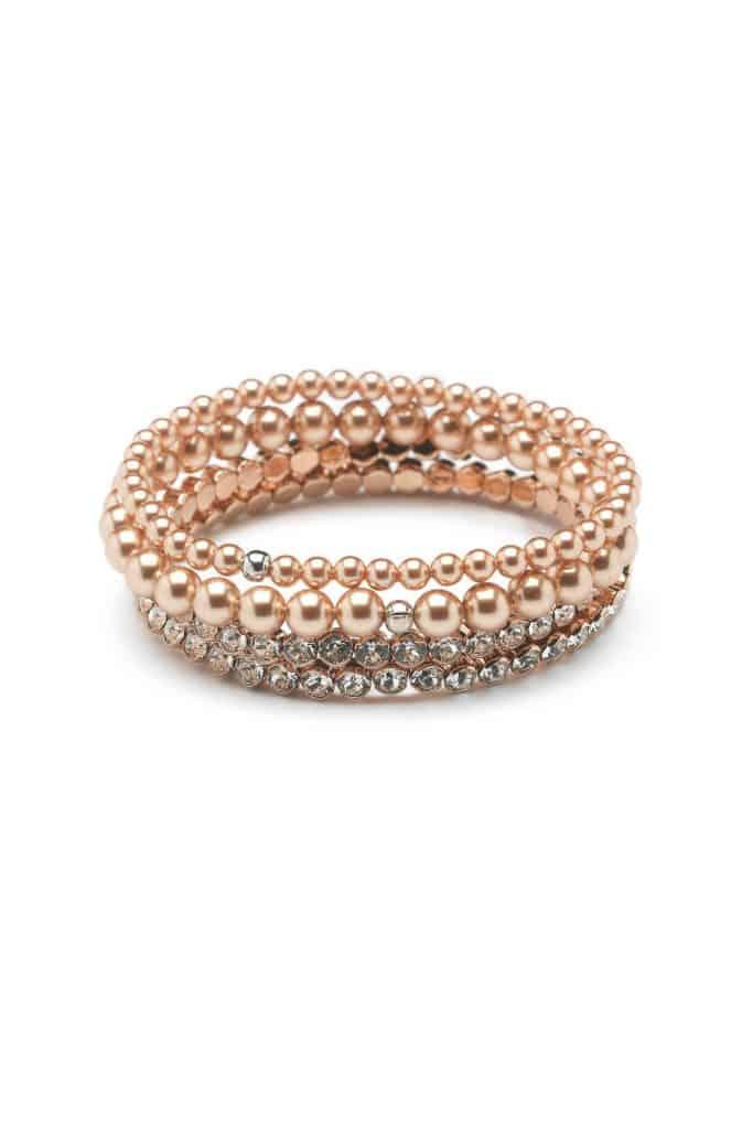 Abrazi Armband | 651 Rose
