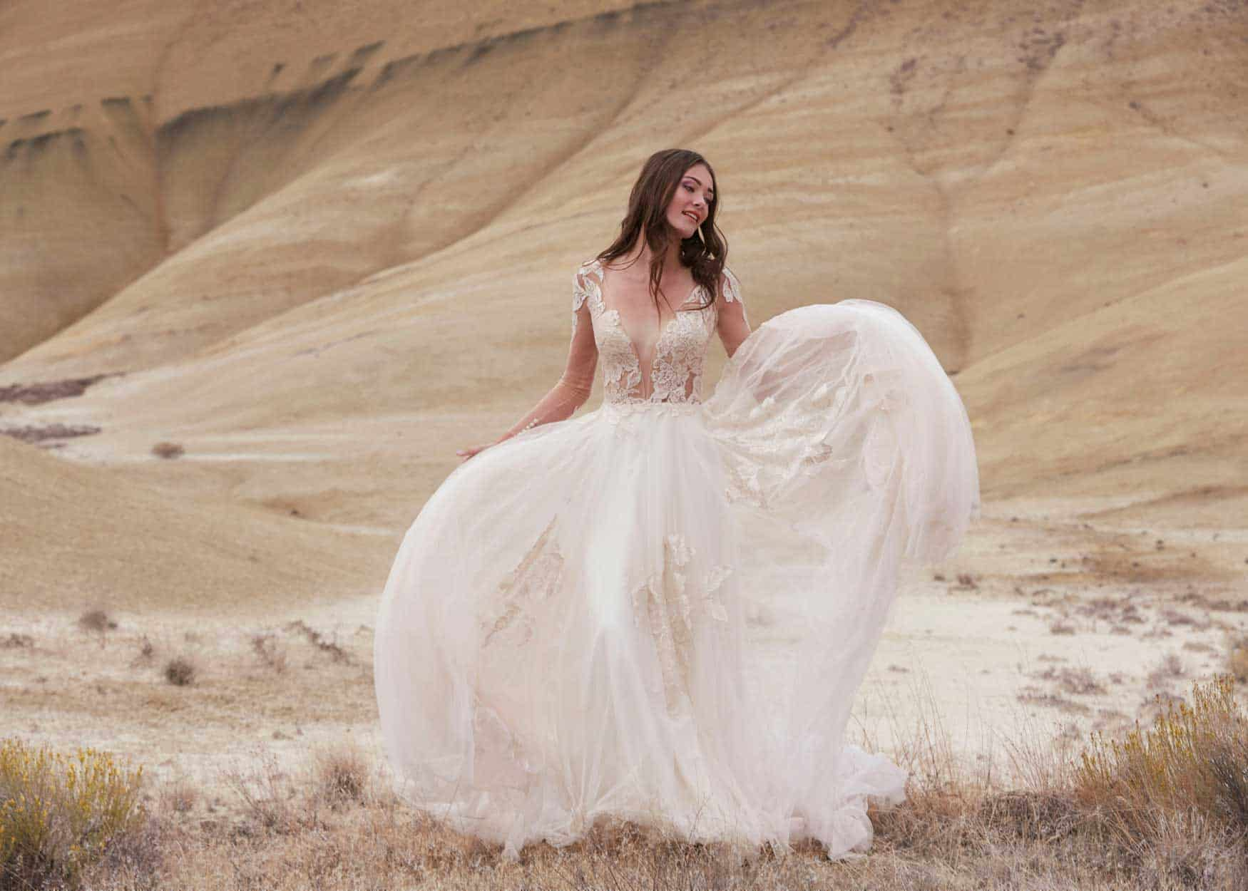 """Anna Moda Hochzeitsblog """"Wie Bliebe ich in meinem Hochzeitskleid ich selbst"""""""
