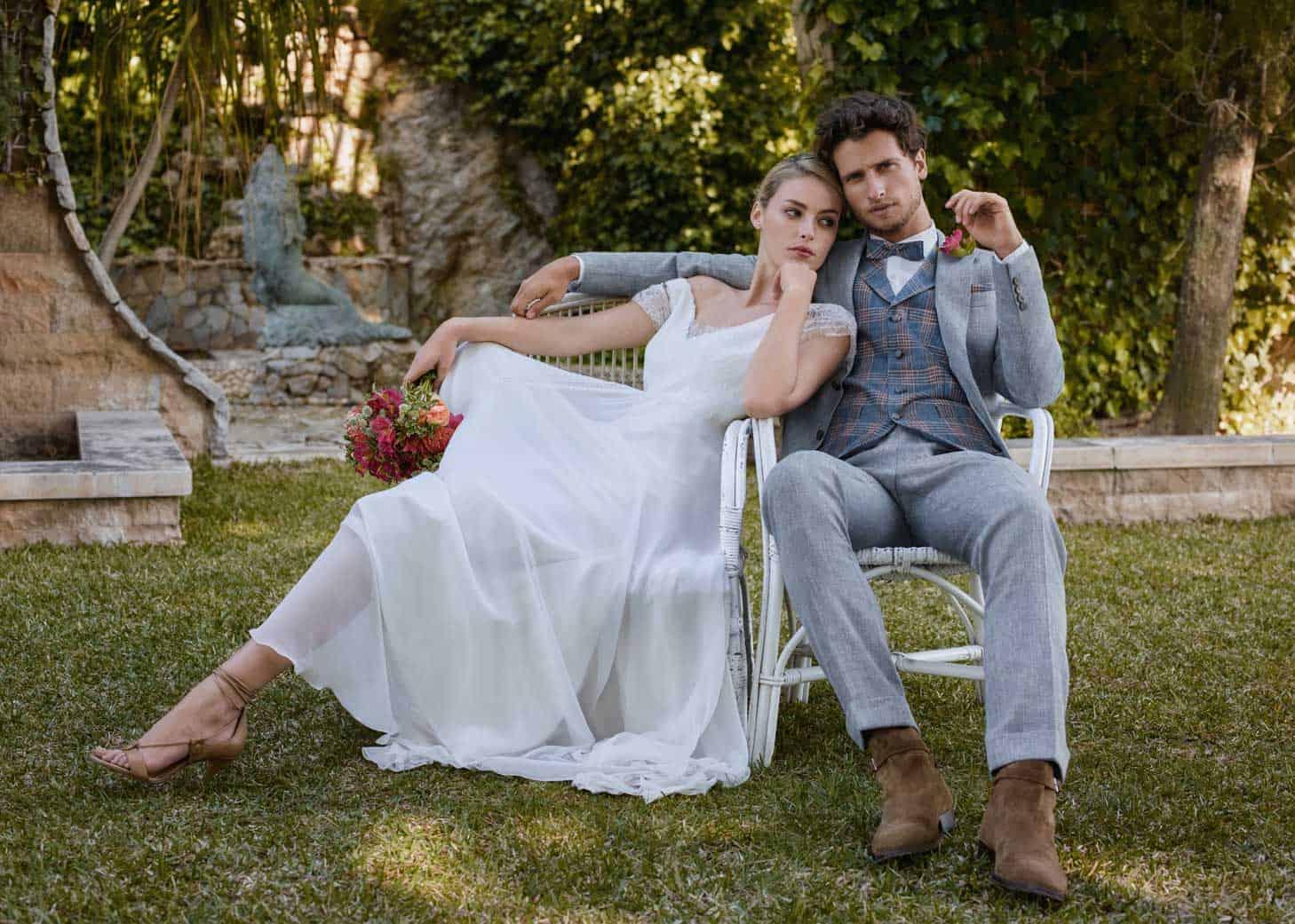 """Anna Moda Hochzeitsblog """"Der moderne Hochzeitsanzug für den Bräutigam"""""""