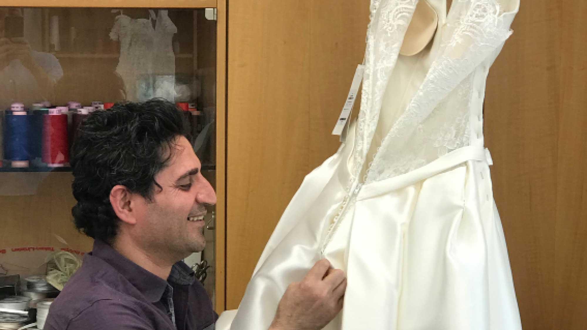"""Hochzeits-Blog """"Fact Brautmode Atelier"""""""