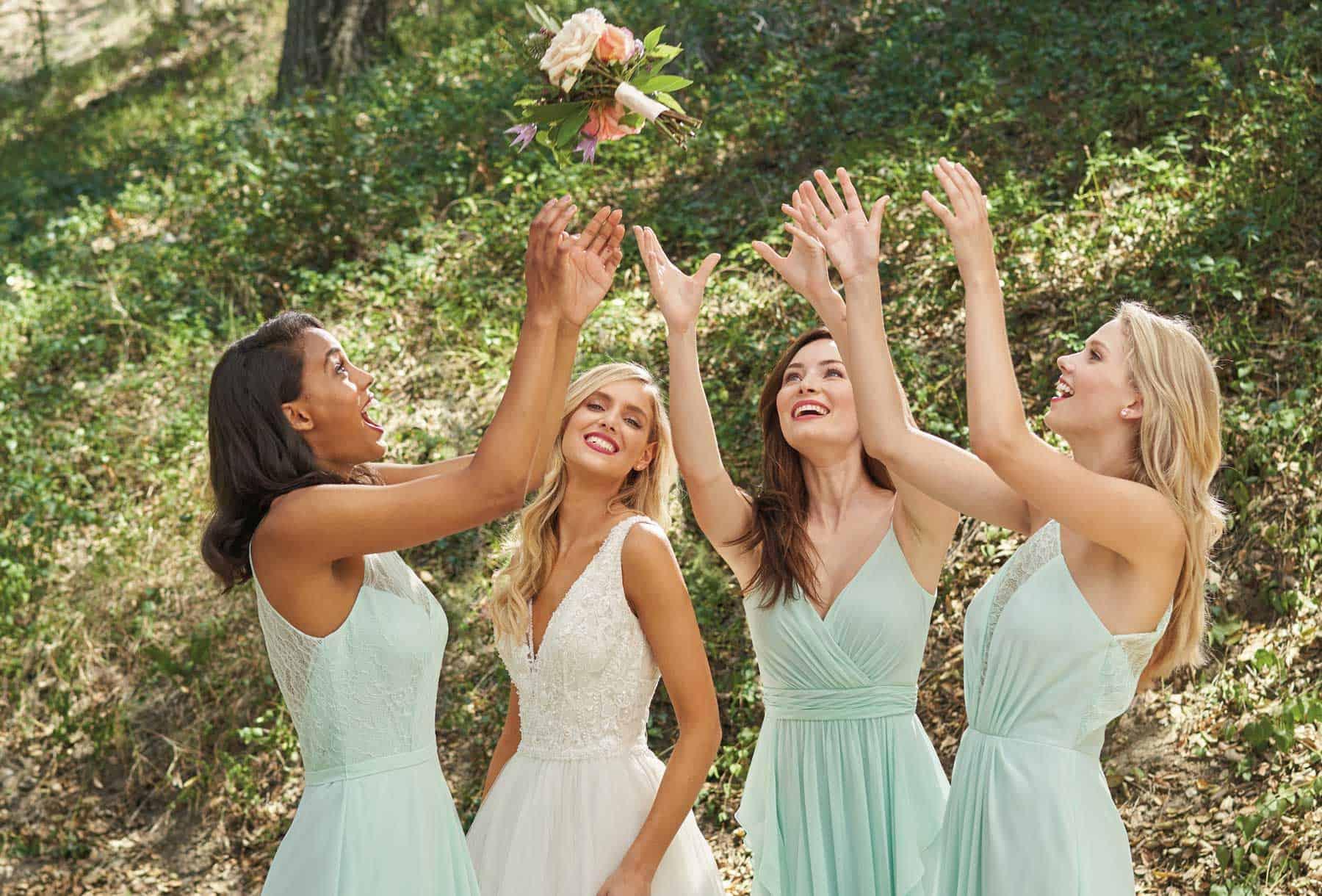 """Hochzeits-Blog """"Blog Hochzeitskleid Brautjungfer"""""""