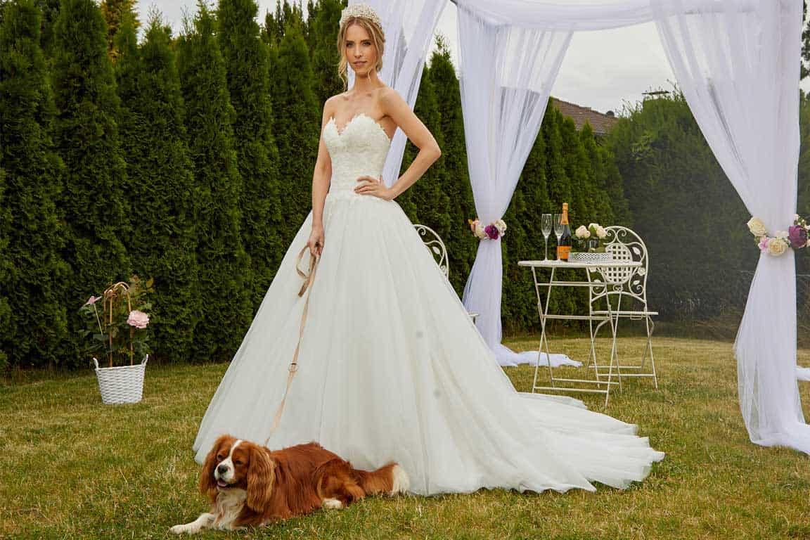 """Hochzeits-Blog """"mein Brautmode Brautkleid"""""""