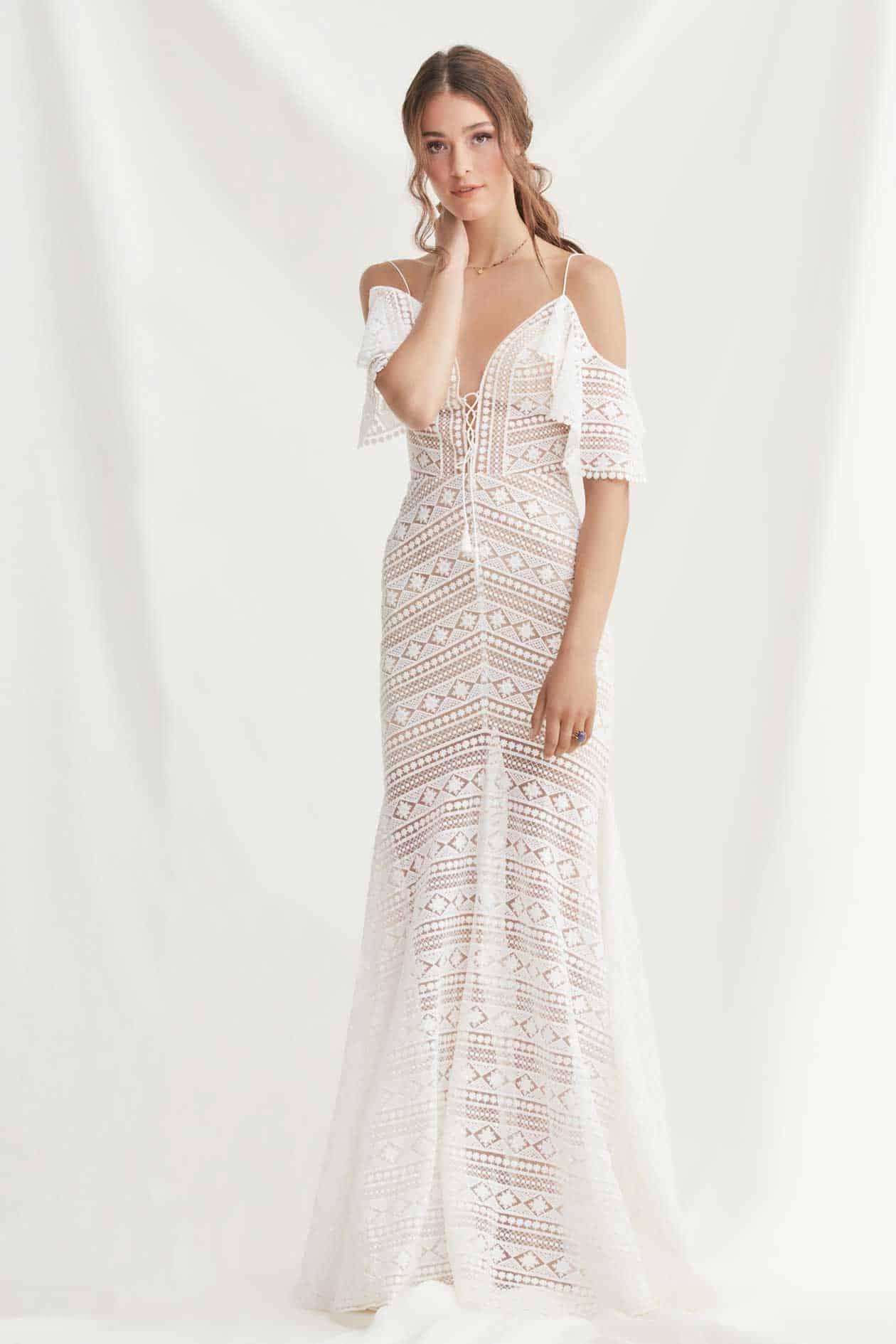 """Hochzeits-Blog """"Vintage Brautkleider Blog 4"""""""
