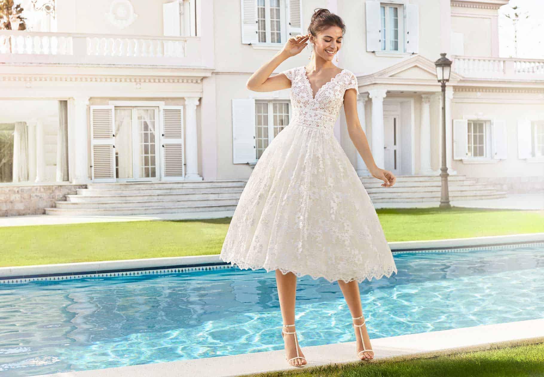 """Hochzeits-Blog """"Standesamt Brautkleider 3"""""""