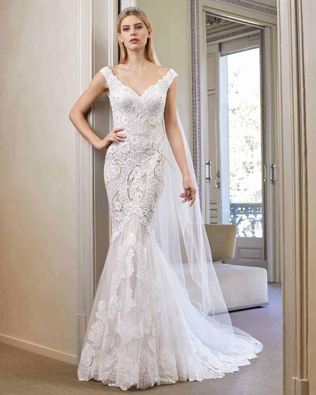 """Hochzeits-Blog """"Hochzeitskleid 2"""""""