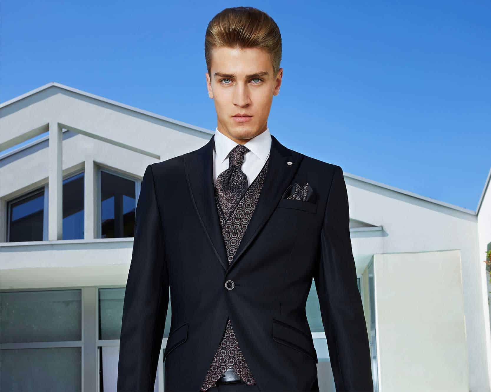 """Hochzeits-Blog """"Hochzeitsanzug Roberto Vicentti 3"""""""