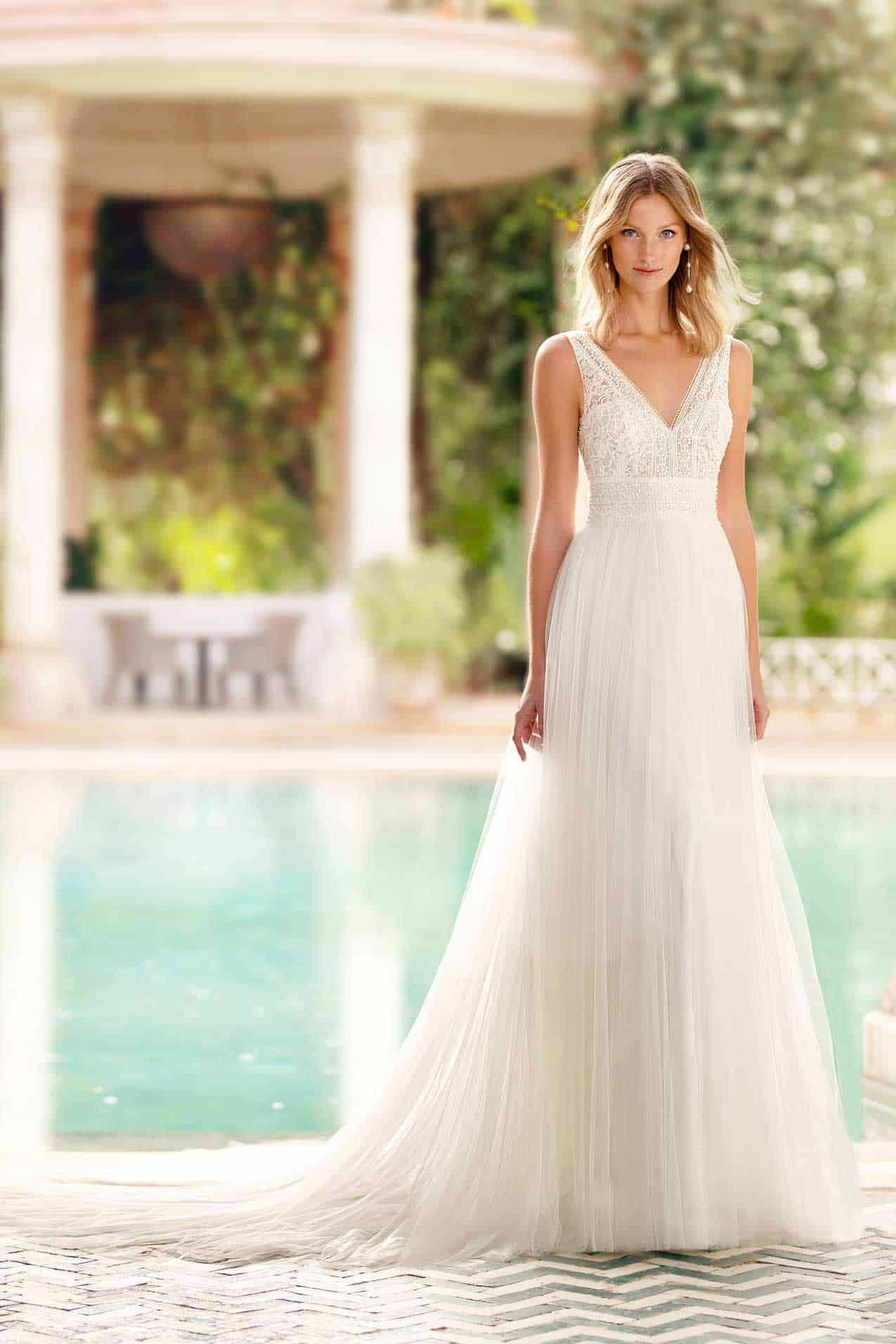 """Hochzeits-Blog """"Vintage Brautmode Blog 5"""""""