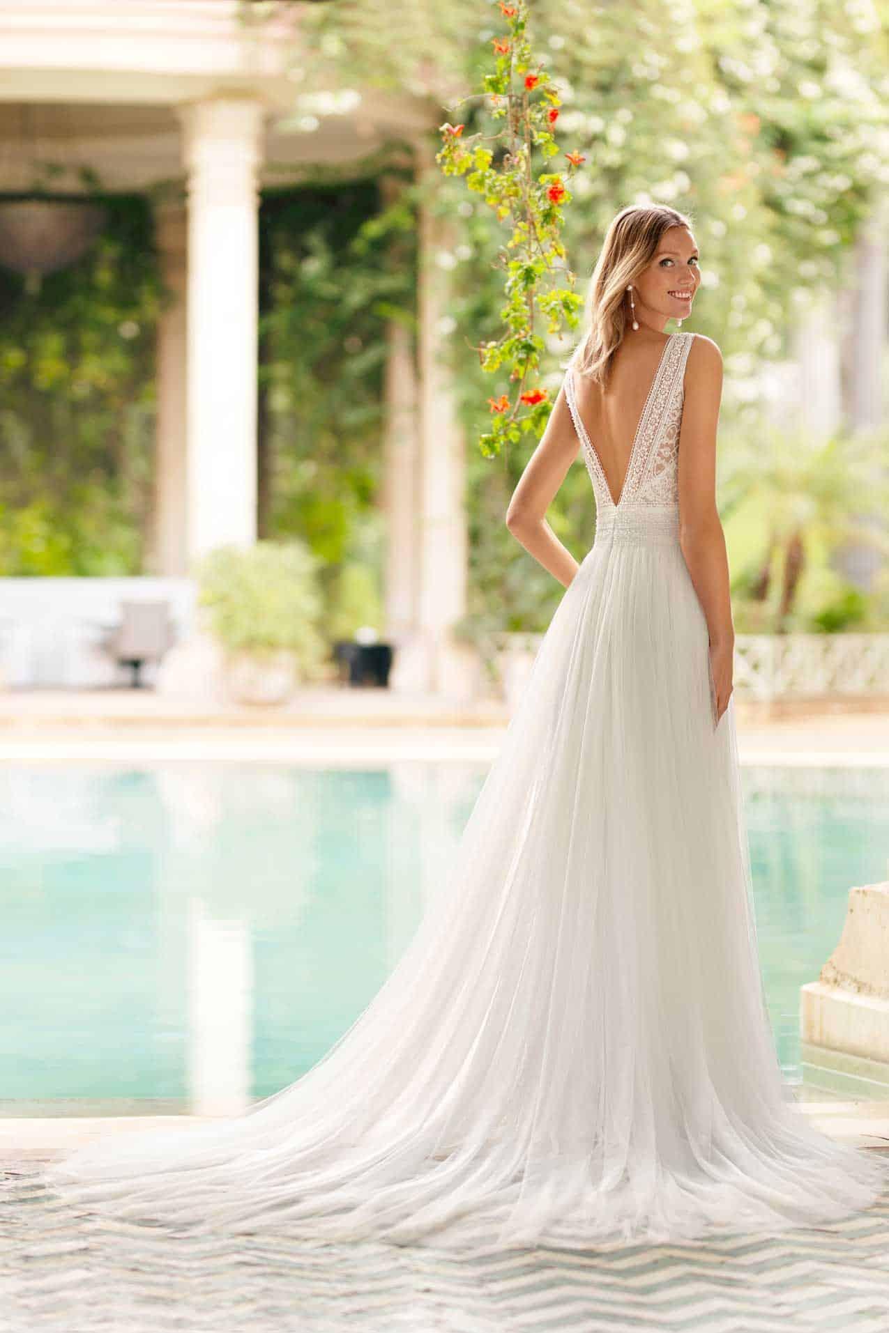 """Hochzeits-Blog """"Vintage Hochzeitskleider Blog 4"""""""