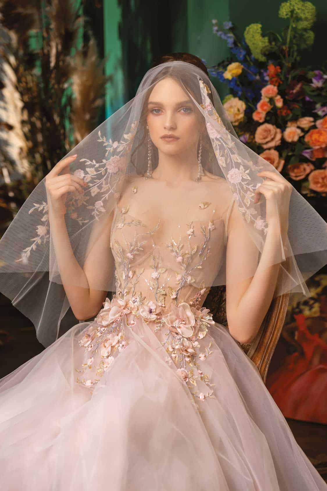 """Hochzeits-Blog """"Vintage Brautkleider Blog 8"""""""