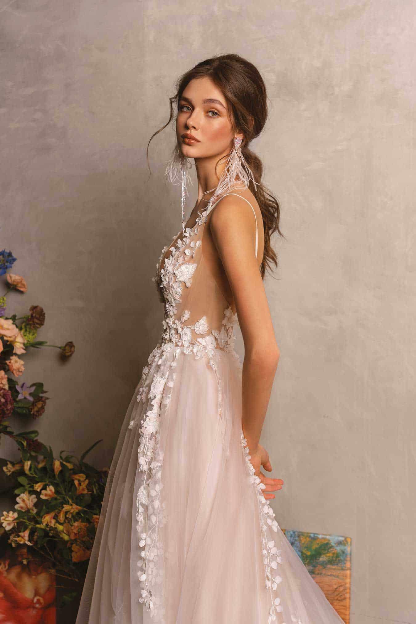 """Hochzeits-Blog """"Vintage Hochzeitskleider Blog 7"""""""