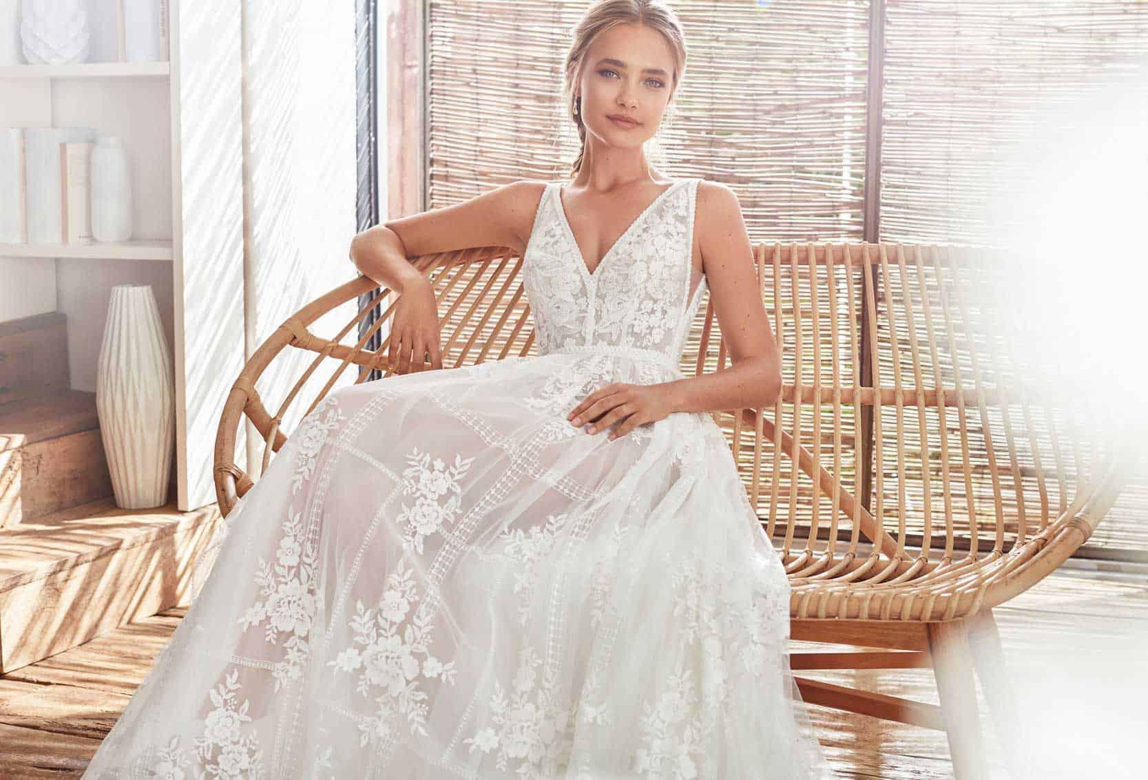 "Hochzeits-Blog ""Rosa Clara Blog 7"""