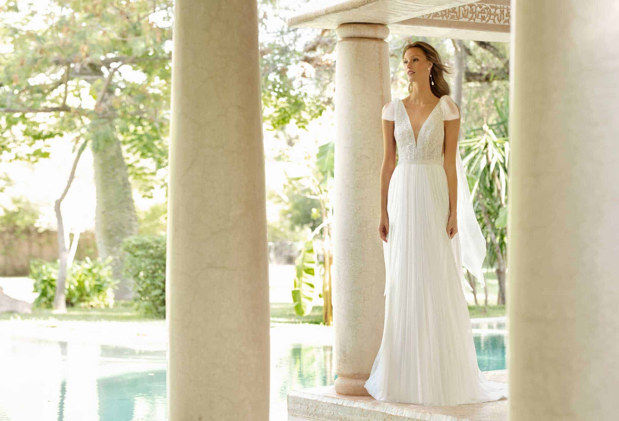 "Hochzeits-Blog ""Rosa Clara Blog 10"""