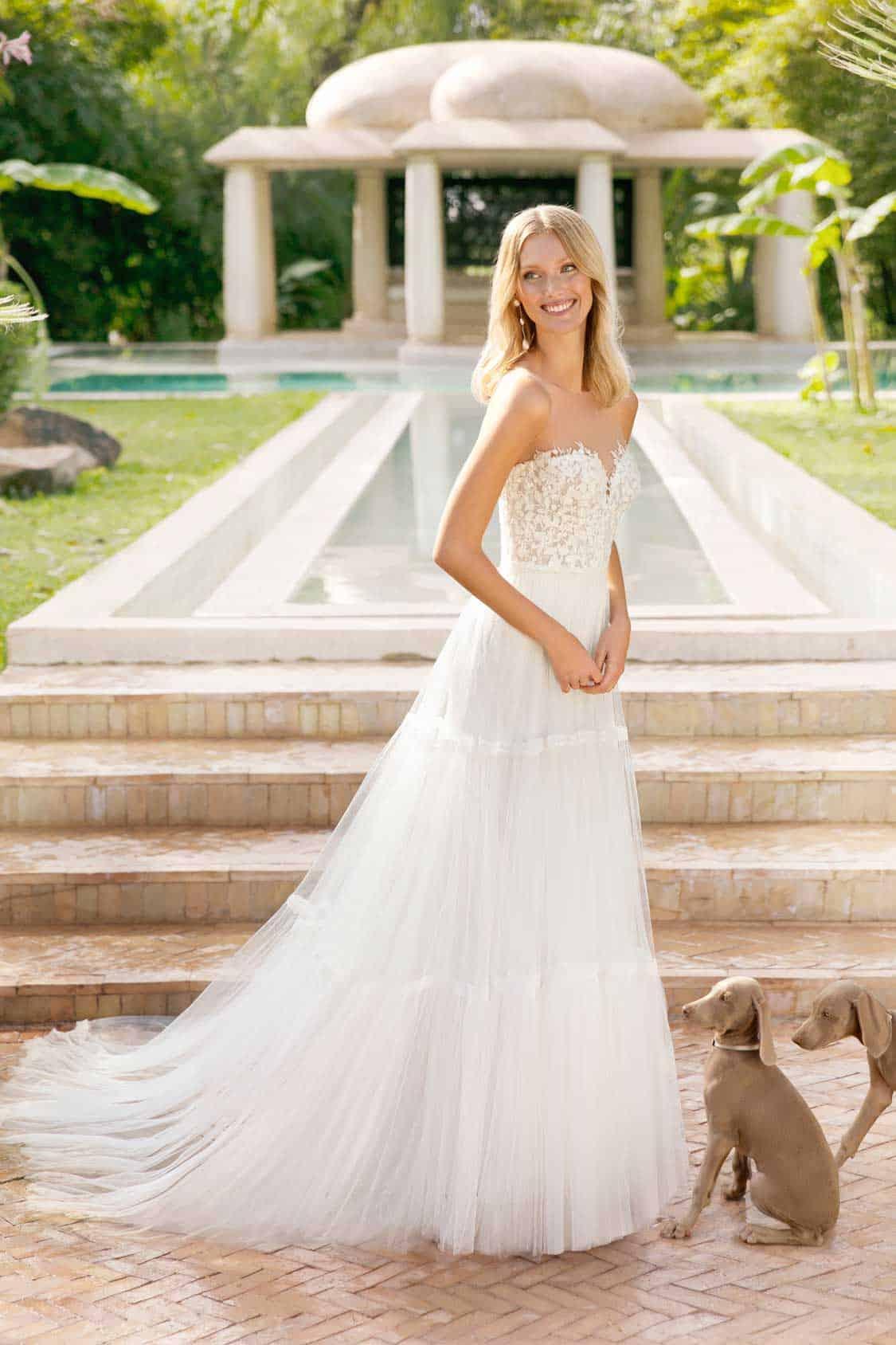 "Hochzeits-Blog ""Rosa Clara Blog 11"""