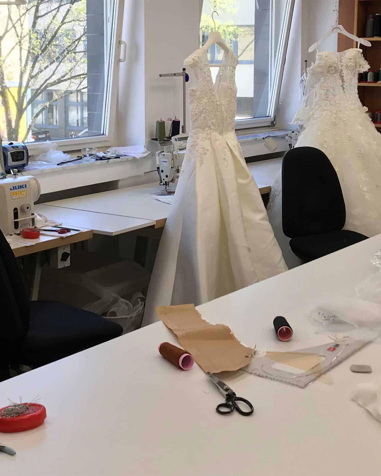 """Hochzeits-Blog """"Brautmoden Atelier 2"""""""