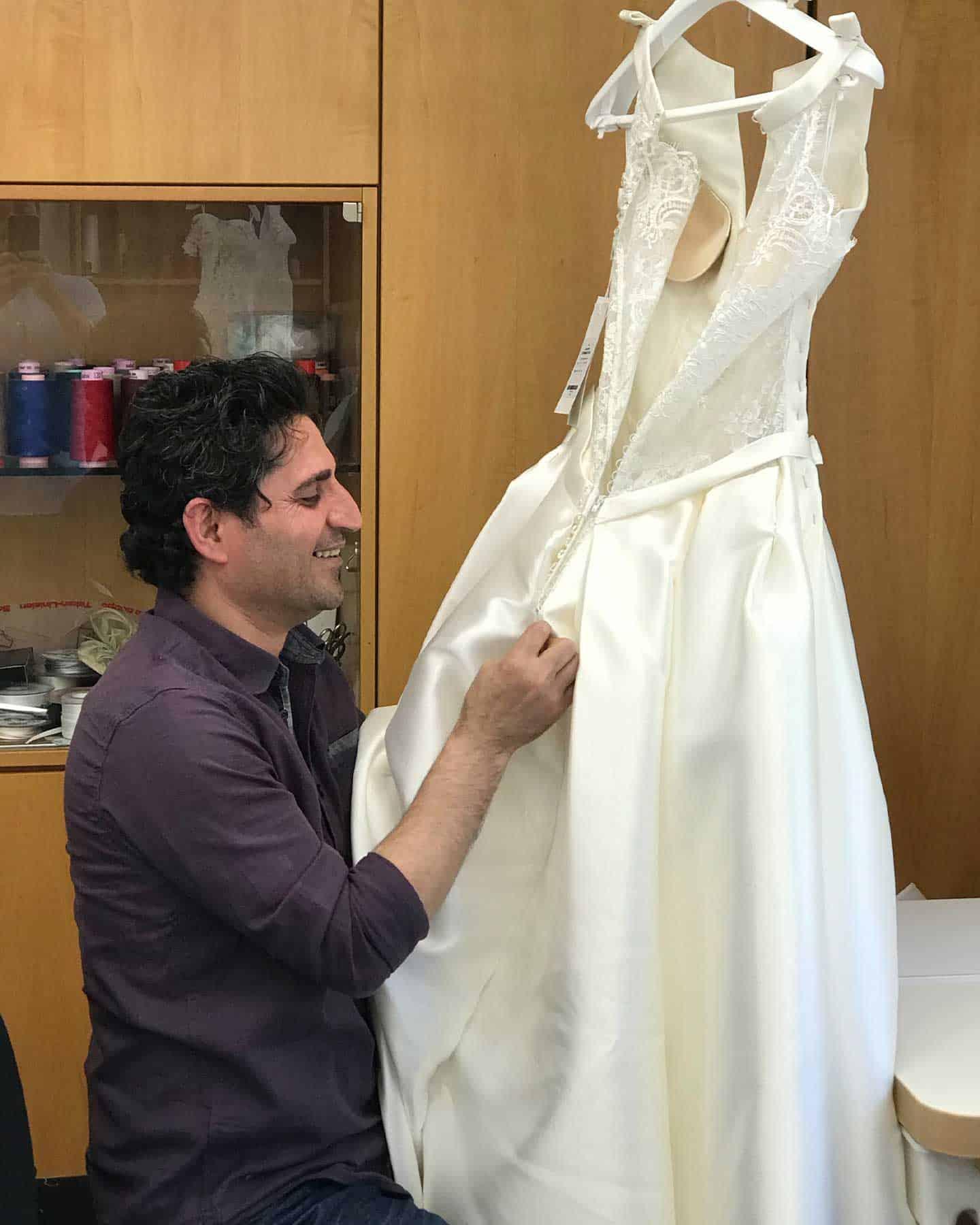 """Hochzeits-Blog """"Brautmoden Atelier 3"""""""