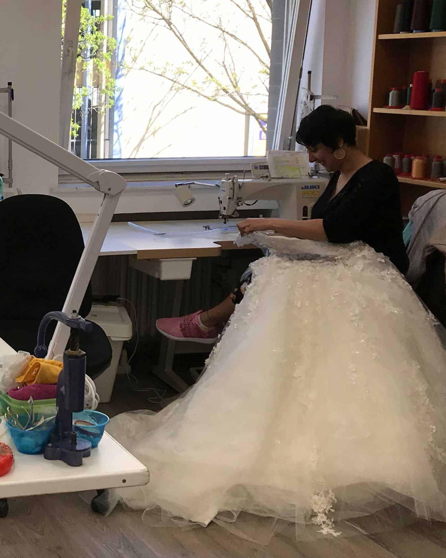 """Hochzeits-Blog """"Brautmoden Atelier 4"""""""