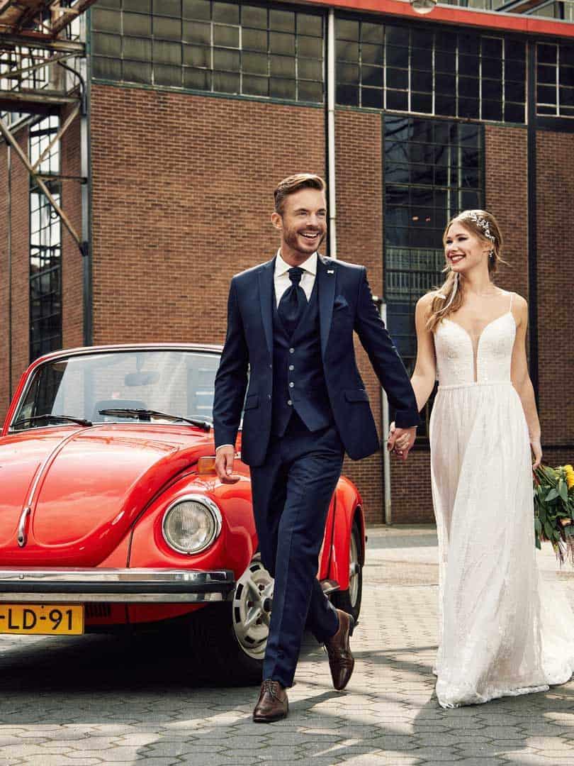 """Hochzeits-Blog """"Hochzeitsanzug Immediate"""""""