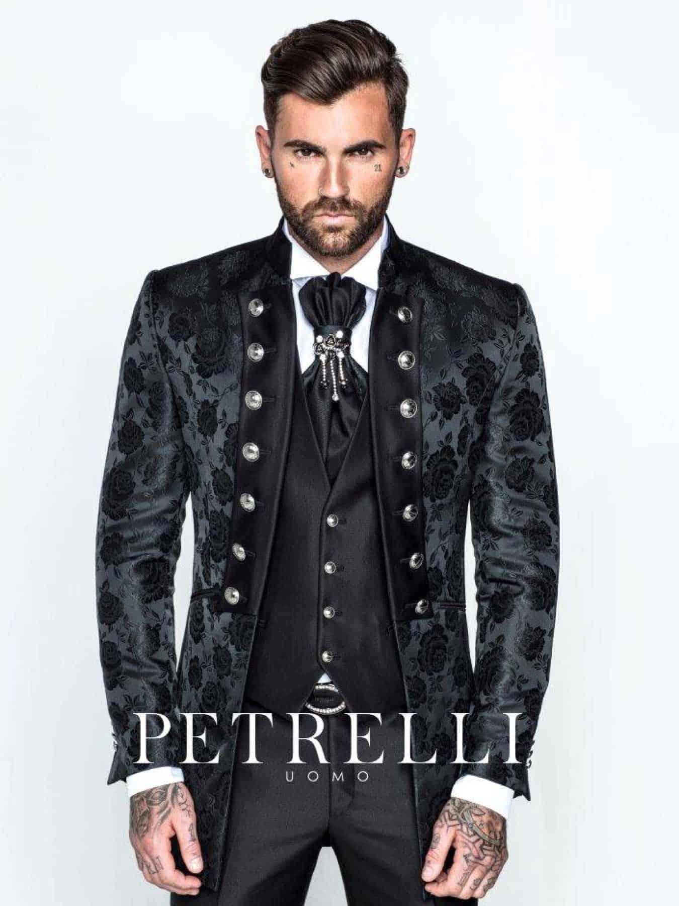"""Hochzeits-Blog """"Hochzeitsanzug Petrelli Uomo 4"""""""