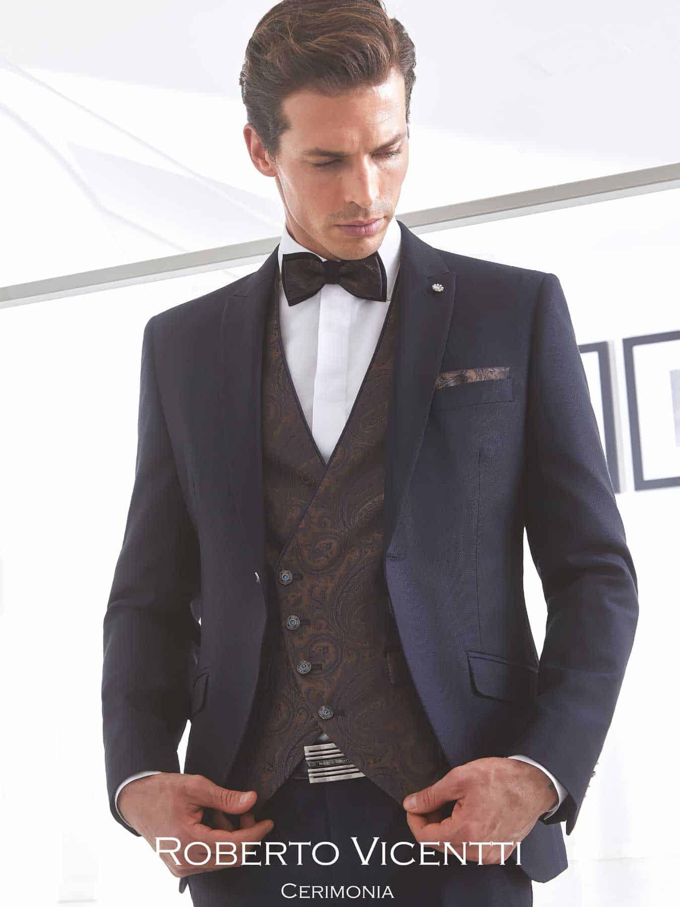 """Hochzeits-Blog """"Hochzeitsanzug Roberto Vicentti 4"""""""