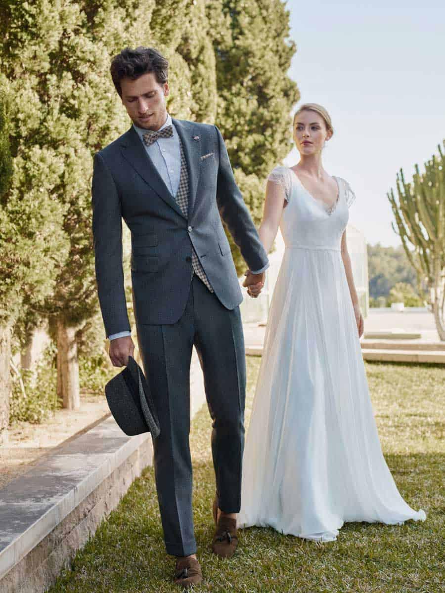 """Hochzeits-Blog """"Hochzeitsanzug Immediate 2"""""""