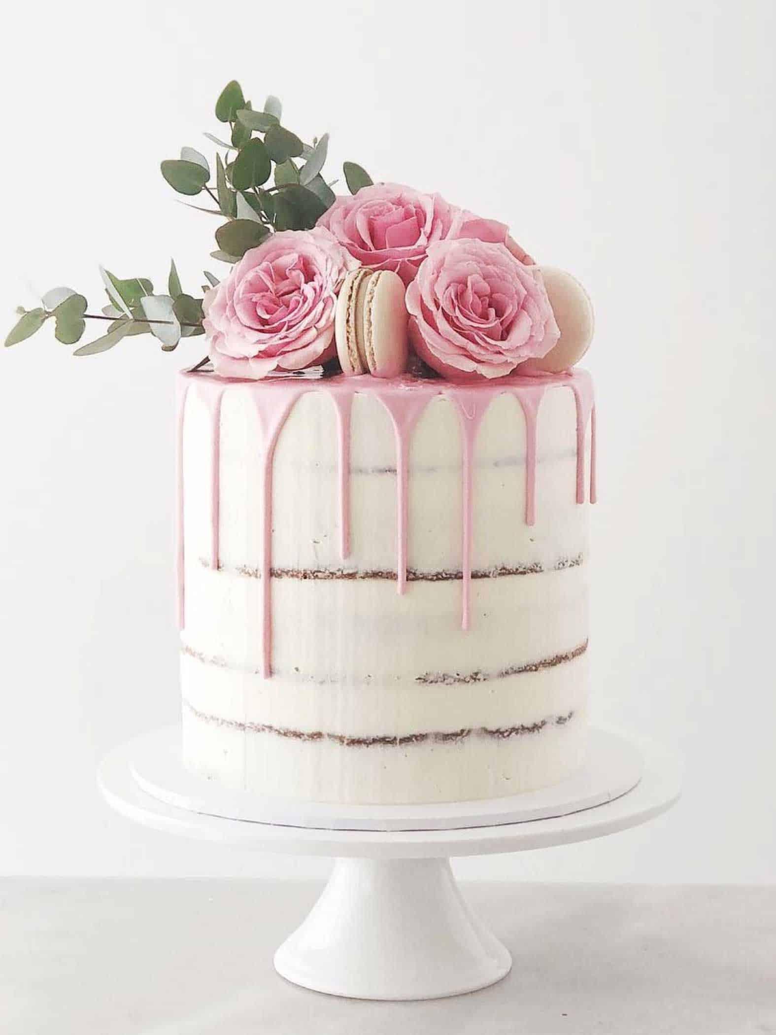"""Hochzeits-Blog """"Unvergessliche Hochzeit Torte 1"""""""