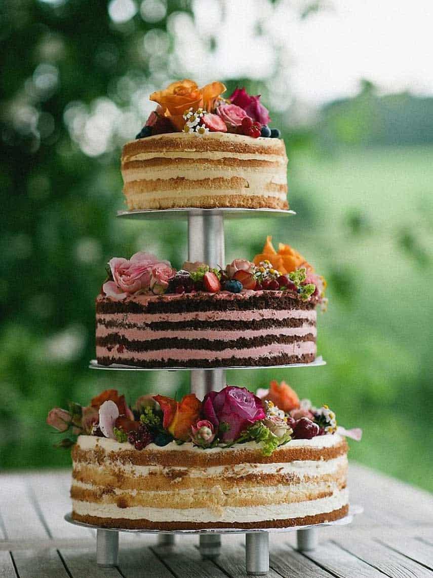 """Hochzeits-Blog """"Unvergessliche Hochzeit Torte 2"""""""