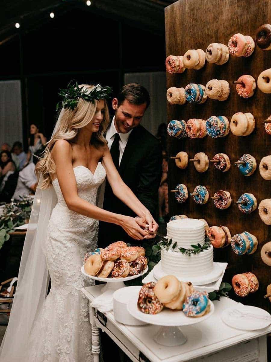 """Hochzeits-Blog """"Unvergessliche Hochzeit Candybar"""""""
