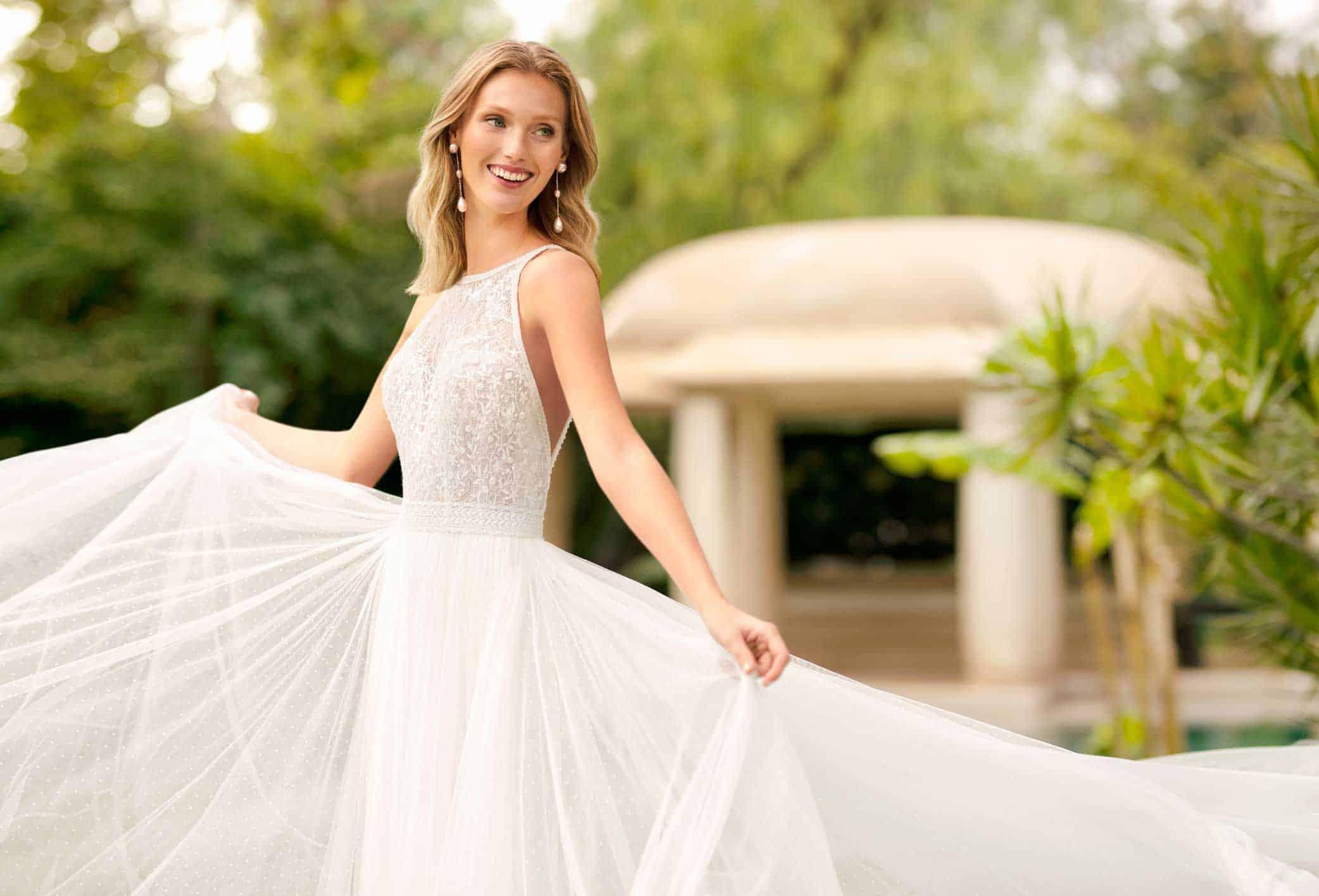 """Hochzeits-Blog """"Vintage Brautmode Blog 4"""""""