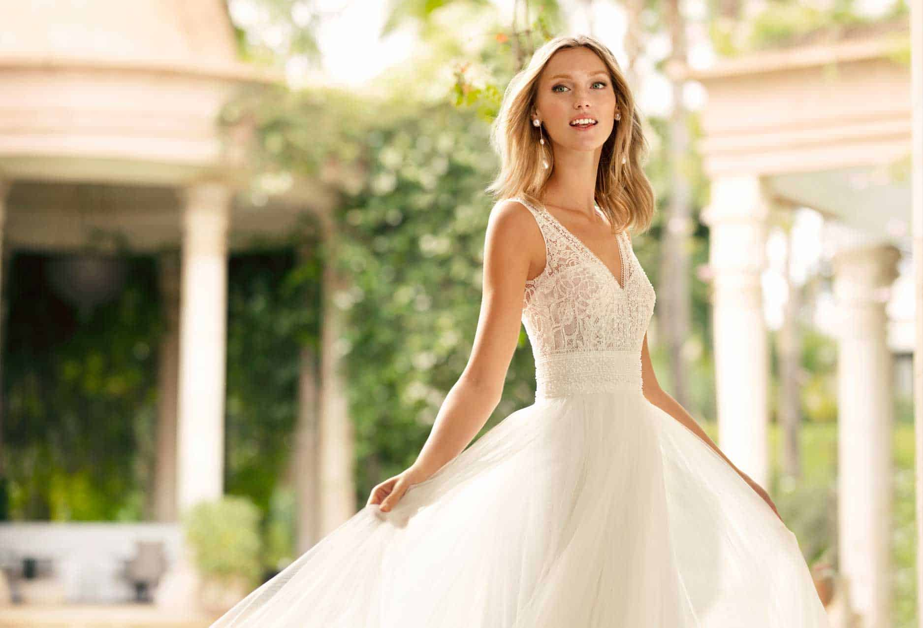 """Hochzeits-Blog """"Vintage Hochzeitskleider Blog 3"""""""