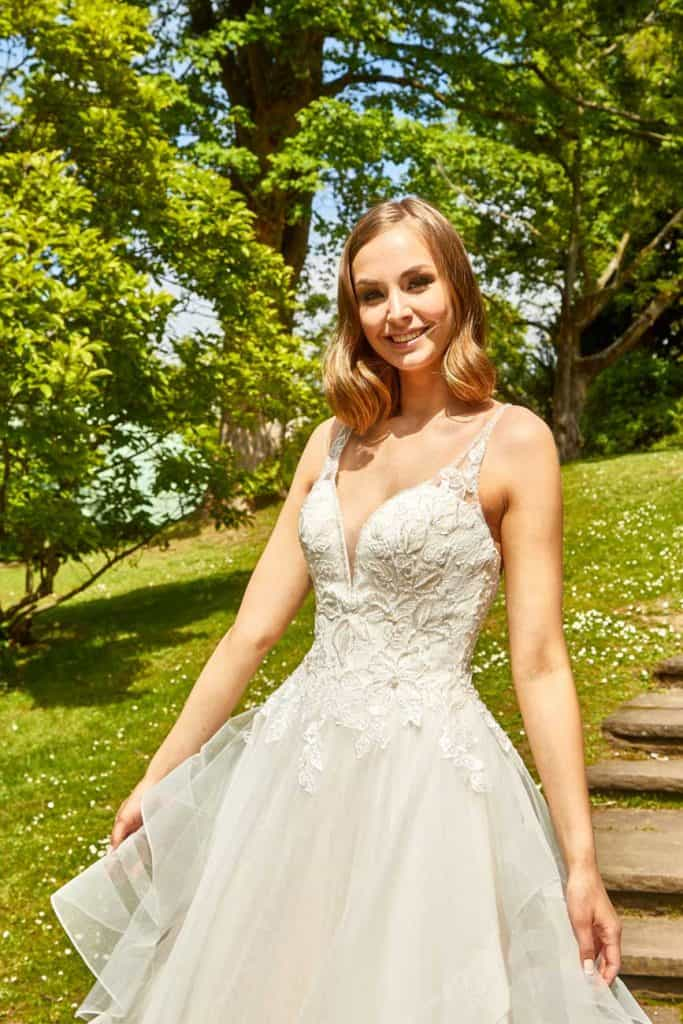 Brautmode Lisa Donetti | Brautkleid 2068