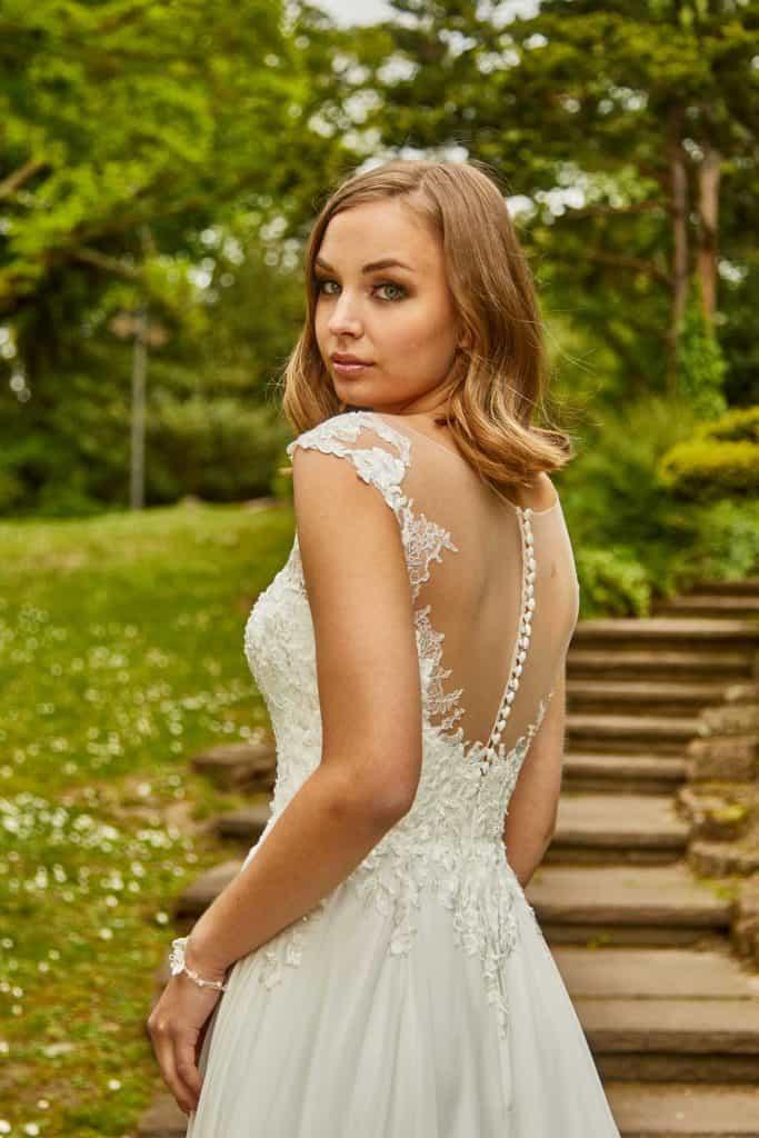 Brautmode Lisa Donetti | Brautkleid 2086