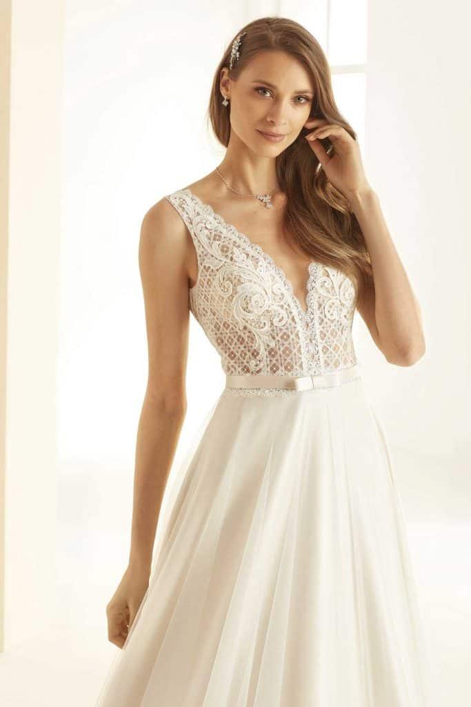 Brautmode Bianco Evento |Brautkleid Arcada